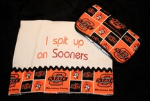 Oklahoma state  / by Julie Case
