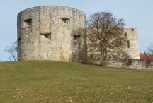 Castle  / Bilder vom Schloss Hellenstein in Heidenheim