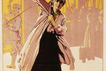 WW1 Sheroes / Women's History, First World War women, WW1 women