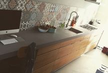 faaaabulous house ideas / Mostly kitchens and shelves, for some reason.