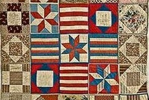 Civil war quilts / Quilts inspiration