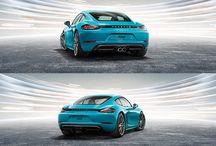 Porsche 718 & 911