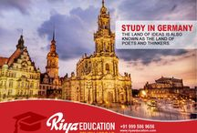 STUDY ABROAD IN GERMANY CONSULTANTS IN MADURAI, INDIA - RIYA EDUCATION / Germany is one of the most attractive locations for students worldwide. Students who wish to study in Germany get in touch with Riya Education. #studyinGermany #whystudyinGermany #Germany #educationinGermany #abroadeducationinGermany #overseas #consultants