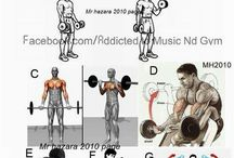 cwiczenia biceps