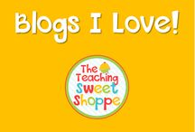 Blogs I Love / Blogs I love!