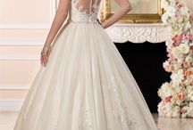 Essense Designs / From sophisticated, classic to glamorous styles, award-winning bridal house Essense Designs has beautiful gowns for every bride. See their bridal collections from Stella York, Essense of Australia and Martina Liana. / by MODwedding