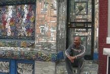 Visionary and Self-taught Mosaics