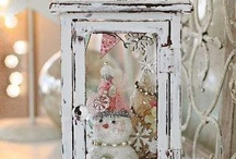 Christmas Home Decor / I LOVE Christmas!!!  There is just something about that time of year that makes me feel warm and fuzzy inside! This board is a collection of home decor items that are on my 'must have' list.
