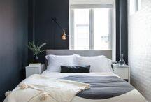 Sogni d'oro / Essential tiny bedroom ideas