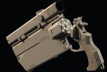 ปืน มีด ดาบ