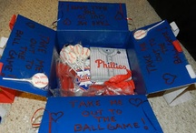 Care Package/Soldiers Angels Ideas / by Jennifer Owens