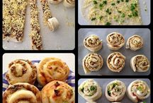 Pizza, Pasta & Savoury Scrolls