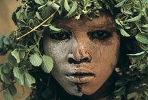 Omo valley peoples / by Edouard Kach