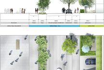 Streets / How to build a street? Design, examples and inspiration