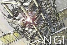 NGI Architectural Concept Sketches
