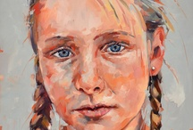 Portraiture / Contemporary portraiture