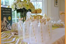 Baby Shower Ideas / by Stephanie Hall