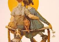 Norman Rockwell & ...