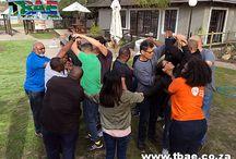 GSK Tribal Survivor Team Building Event in Durbanville