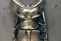 Insect Jewelry / Vintage and contemporary insect jewelry.