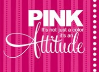 Love of - Pink! / Isn't Pink the best color in the world?