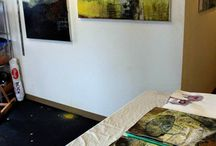 Artists Studios - Places I'd like to have a nosy around