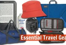 Travel / Travel tips, packing,gadgets / by Libby Dotta