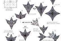 Natal origami