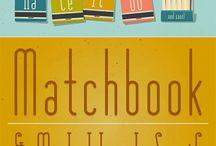 Fonts Typography & Logos / fonts, typefaces, logos