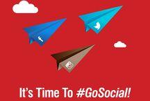 #GoSocial!