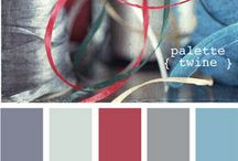 color combos / by Carrie Hasson