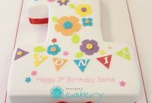 Birthday Cakes London & Surrey / Amazing #Birthdaycake for kids parties and special celebrations