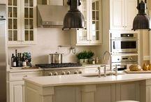 Kitchen cabine