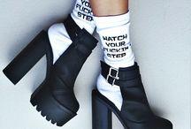 | Rocking shoes |