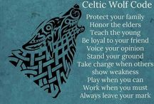 Wolf with