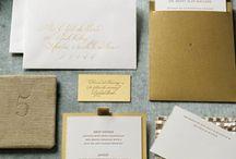 Invites & Paper