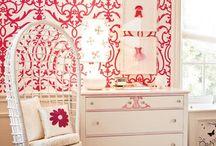 Room Ideas for Baby Girl(;