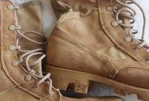 specialni boty z Velke Britanie