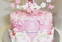 Мои торты!