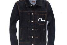 Jonny Shops - (Evisu Fashion Denim Jeans for Men) / Evisu, jeans, buddha, denim, japan, brand, label, style, seagull, kamon, fashion.