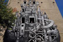 street art / streetart art mural city urbanwalls urbanart