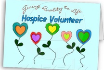 Hospice Volunteering / by Naomi Hirsch