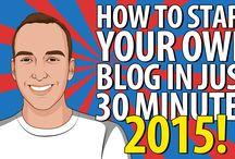 Internet Marketing Tutorials / How to make money online!
