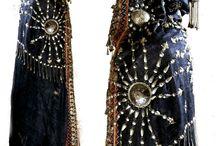 Eastern Africa / Traditional costume from : Sudan, Eritrea, Djibouti, Uganda, Kenya, Somalia, Ethiopia & Yemen