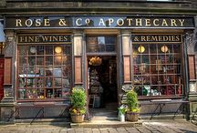 Shopfront Windows / by Rhonda Stephens