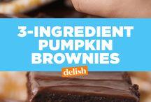3 Ingrediant Brownies