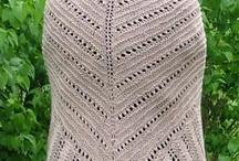 Shawls / Knit & Crochet / by Betty Reck