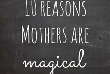 Moms Are The Best / All about moms