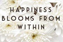 bloemen/flower quote