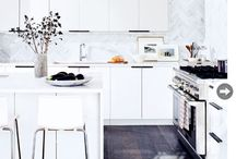 Interiors - Kitchens  / by Kathryn Dougherty